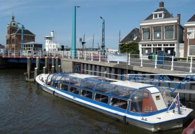 Impressie van Rondvaart Harlingen