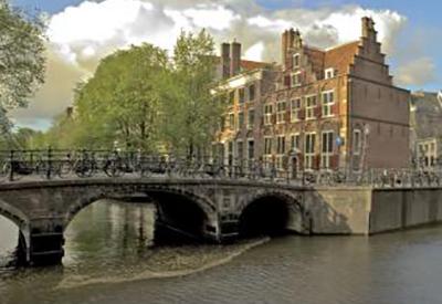 Afbeelding van Amsterdam stadswandeling